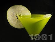 Ябълково Мартини (Apple Martini)